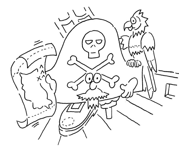 X marks the spot for colouring fun! Captain Jolly Roger and Squawk are off to hunt for treasure and let's hope it's colourful! Creative fun for children, aiding parents and parenting. New 'Hat Magic!' colouring book based on the first two Hatpeople children's picturebooks. Plenty more printable and free Kids' Activities on the website, based on the books.