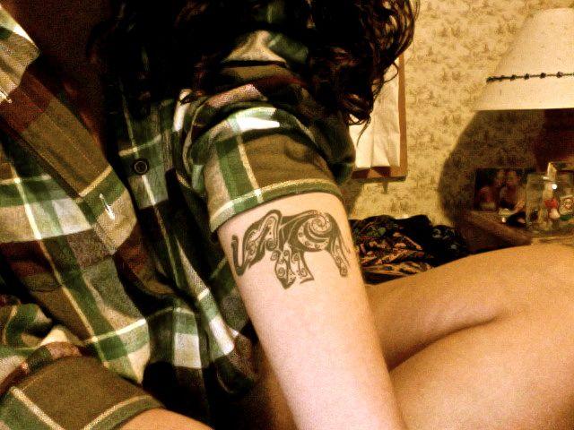 Elephant tattoo.Tattoo Ideas, Art Tattoo, Tribal Elephant Tattoo, Body Art, Ink Tattoo, Matching Girls Tattoo, Elephant Tattoo On Arm, Tattoo Ink, Elephant Tattoos