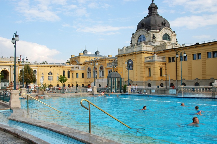 One would guess that archaeologists digging deep within the enigmatic city of Budapest would perhaps find answers to some of the world's great mysteries. Uncovering 14 thermal spas, what they did find was that the Turks who built these spas, were really fond of their baths. #CoxandKings