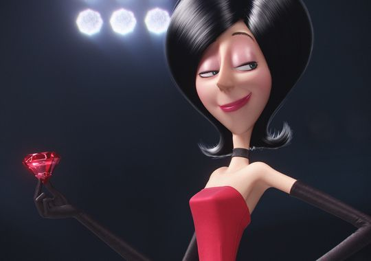 Meet the dangerously charming new Super villain, Scarlet Overkill, from the Minion movie.