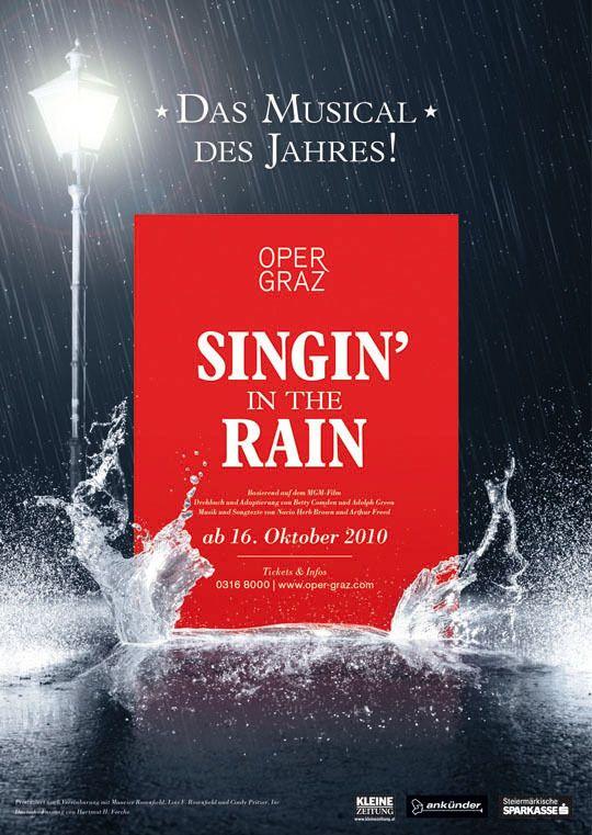 Oper Graz outdoor advertising by moodley brand identity , via Behance