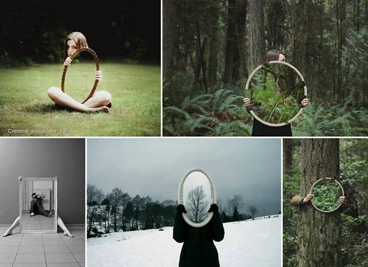 Cool mirrors- are our kids reflecting what we teach them in textbooks? ZN