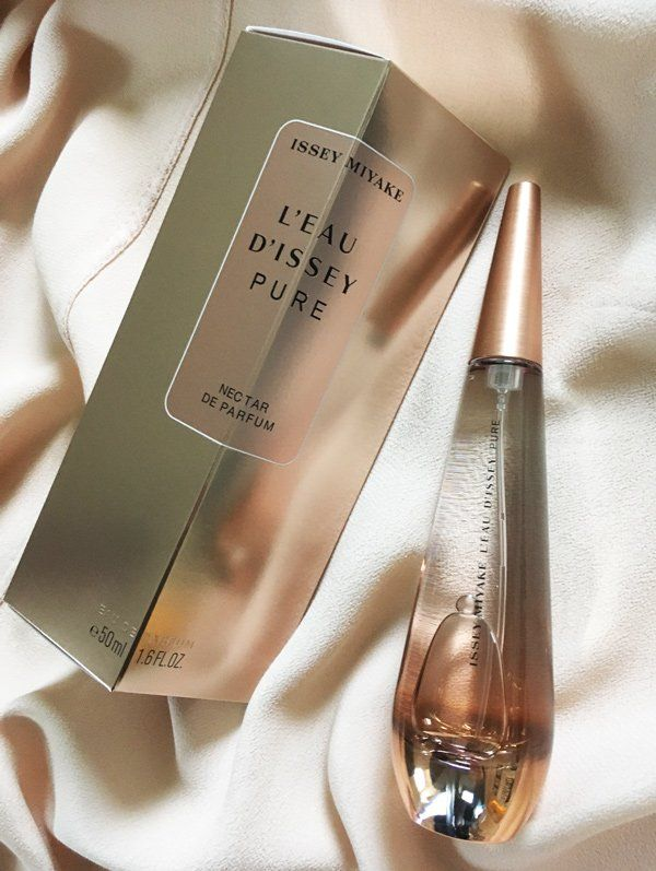 80de445b38 Issey Miyake L'Eau d'Issey Pure Nectar de Parfum (Image and Review by Hey  Pretty)