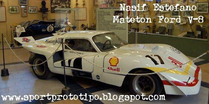 1971 Nasif Estefano - Mateton Ford V8