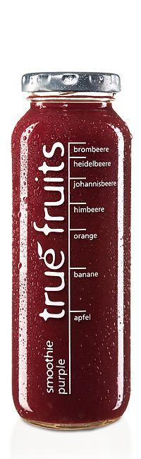 True-Fruits - Smoothies von denen ich gar nicht mehr weg komme =)
