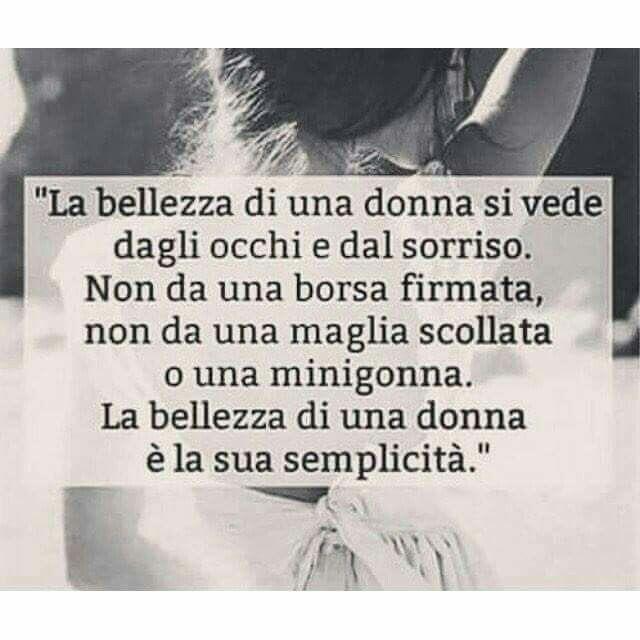 #semplicità