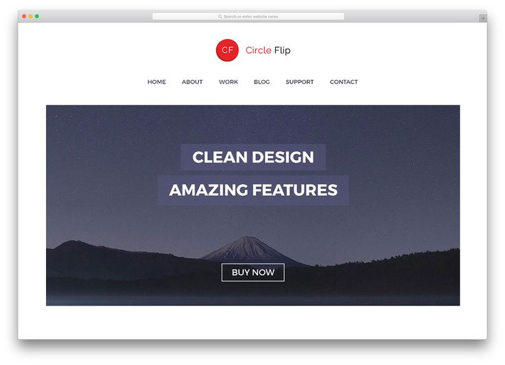 30 Best Clean & Minimal #WordPress Themes For Agency, Portfolio, Blog and Corporate Websites 2015!