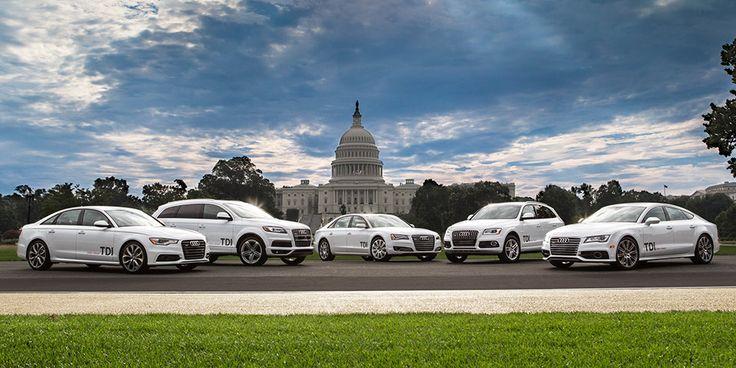 2013 Audi TDI Efficiency Challenge