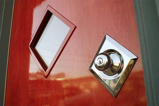 Adding Design Details: Door Escutcheons