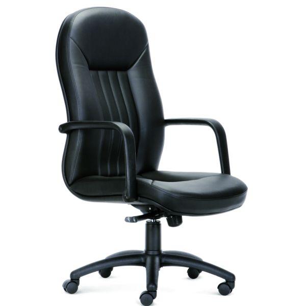 Διευθυντική καρέκλα Kassia Black