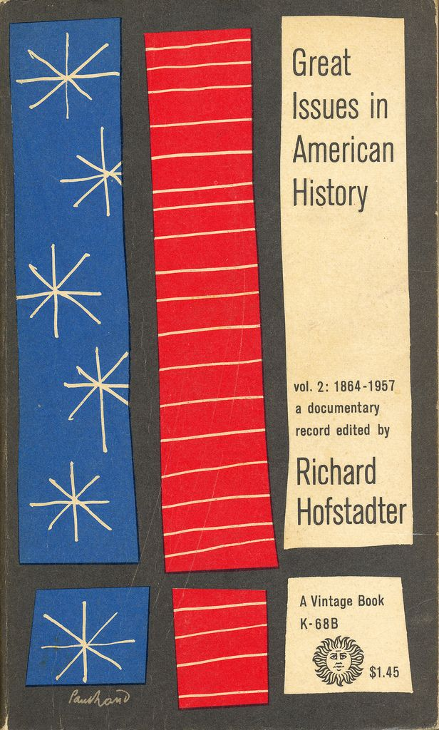 americas political past in richard hofstadters the american political tradition The paranoid style in american politics richard hofstadter was dewitt clinton professor of american history at columbia university.