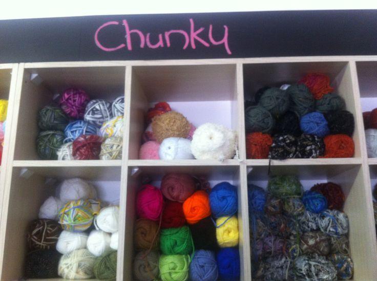 Chunky Wool Available At Handwerkhoekie