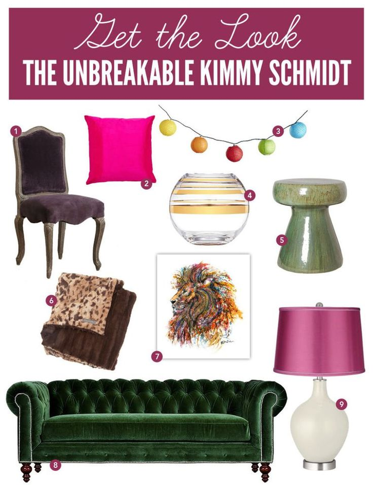 Get the Look: The Unbreakable Kimmy Schmidt