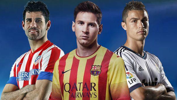 Liga BBVA: así va la tabla de posiciones antes de jugar Barcelona, Real Madrid y Atlético #Depor