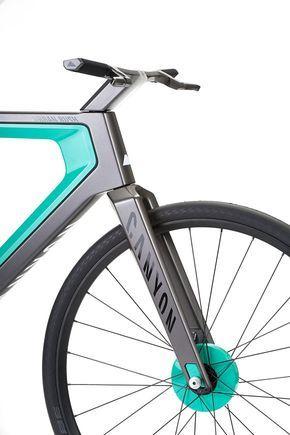 E-Bike Pedelec Designstudie Elektro-Concept-Bike Urban Rush Canyon