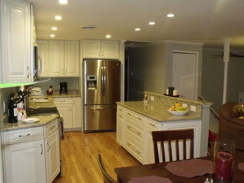 Awesome Split Entry Kitchen Remodel