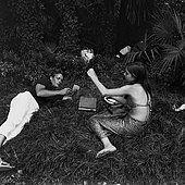 Schauspielerin Romina Power und der Schauspieler Robert Hoffman beim Dreh der TV Komödie Das gewisse Etwas der Frauen, - Stock Photo