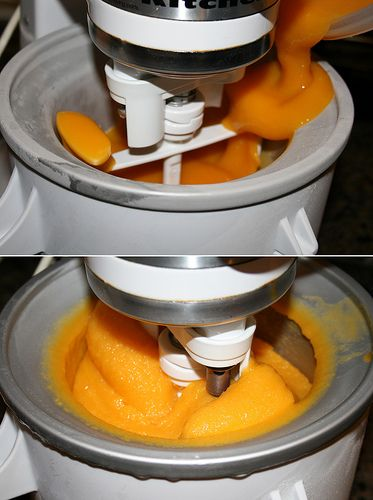 Kitchenaid - Ice Cream attachment (On my Christmas wish list!)