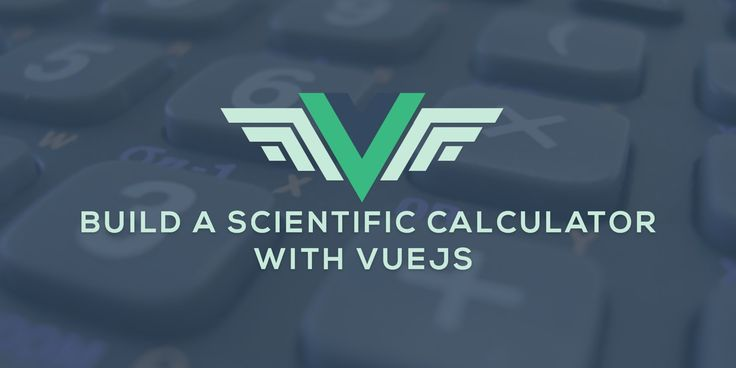 Use Vue to build a sweet calculator demo!