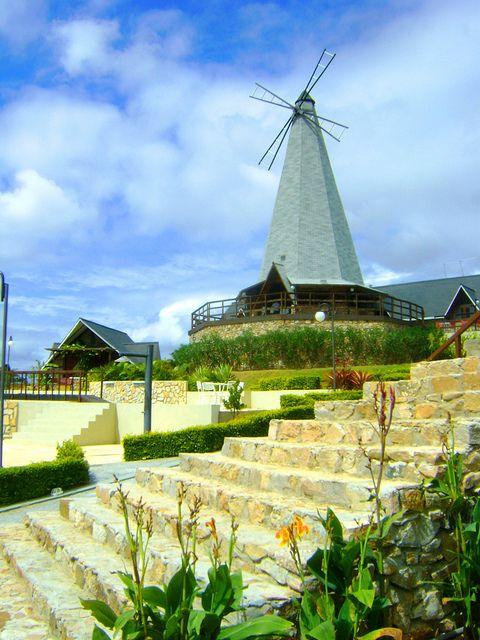 Monte das Gameleiras, a town in Rio Grande do Norte, a state of Brazil.