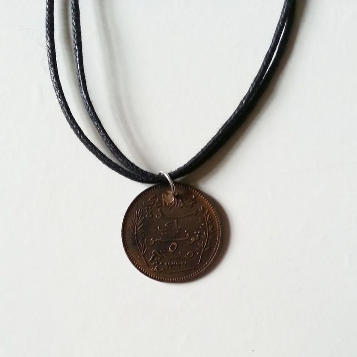 foreign coin choker/necklace via The Jewellery Box. Click on the image to see more!