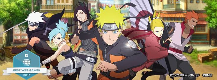 online Naruto games