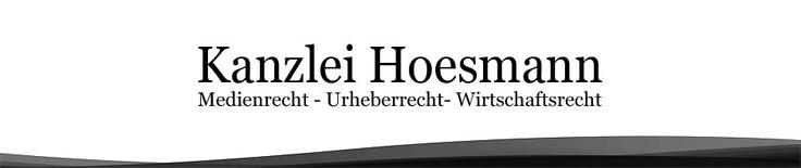 Kanzlei Hoesmann: Rechtliche Hinweise zu Fotos von Gebäuden, Personen und Marken im öffentlichen Raum