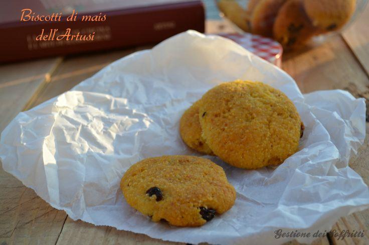 Biscotti di mais dell'Artusi