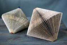 upcycling anleitung - book art