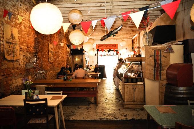 Frieda's on Bree Street, Cape Town
