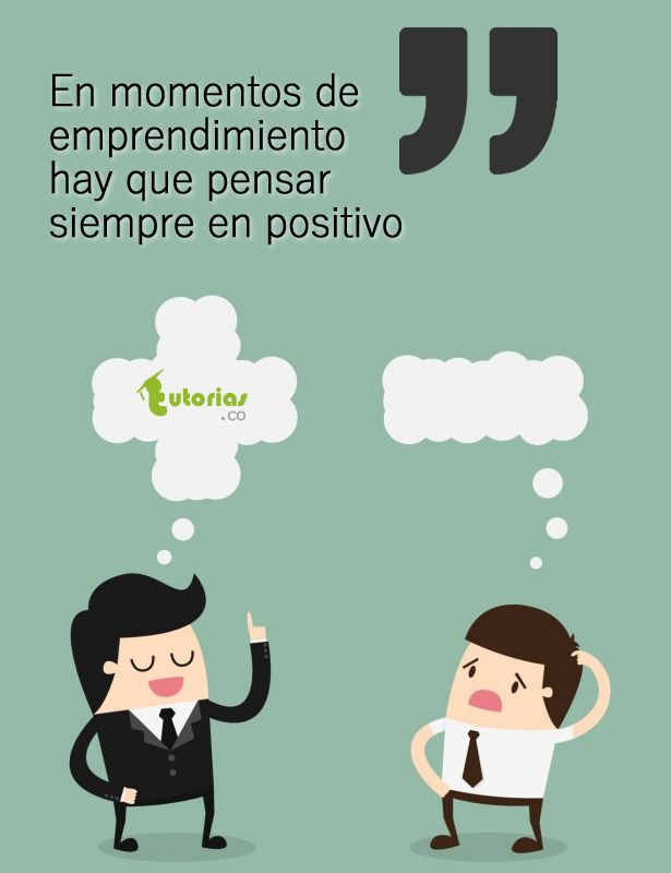 Momentos positivos de emprendimiento