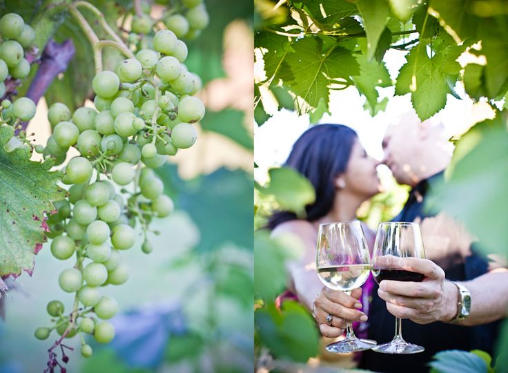 winery engagement photos - Google Search