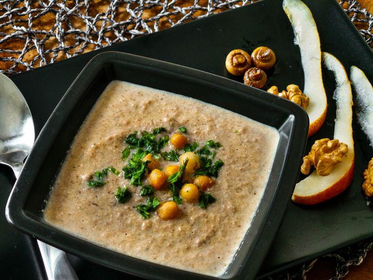 Ősz ízei melengető csodaleves. Hozzávalók és recept: http://kertkonyha.blog.hu/2014/09/26/osz_izei_melengeto_csodaleves