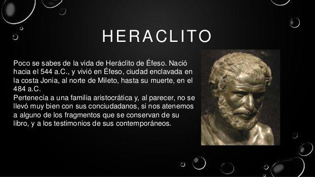 heraclito - Buscar con Google
