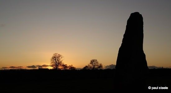 Long Meg and Her Daughters – An ancient wonder  #Cumbria