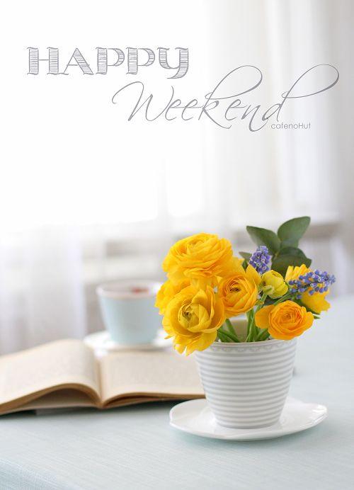 """cafenoHut: Önizleme """"Haftasonu Kartı - Weekend Card"""""""