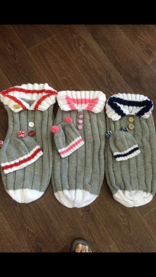 22 besten Snuggle Sack Bilder auf Pinterest | Baby stricken ...