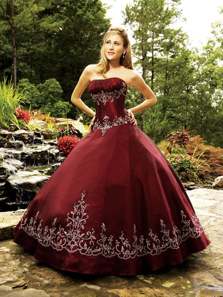 1573 best images about quinceañeras dresses on Pinterest | Red ...