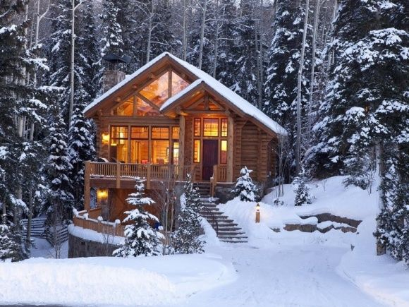 7 best colorado luxury ski resorts images on pinterest for Telluride co cabine