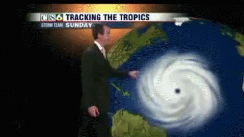 Godzilla Tracking The Tropics GIF - Godzilla TrackingTheTropics - Discover & Share GIFs