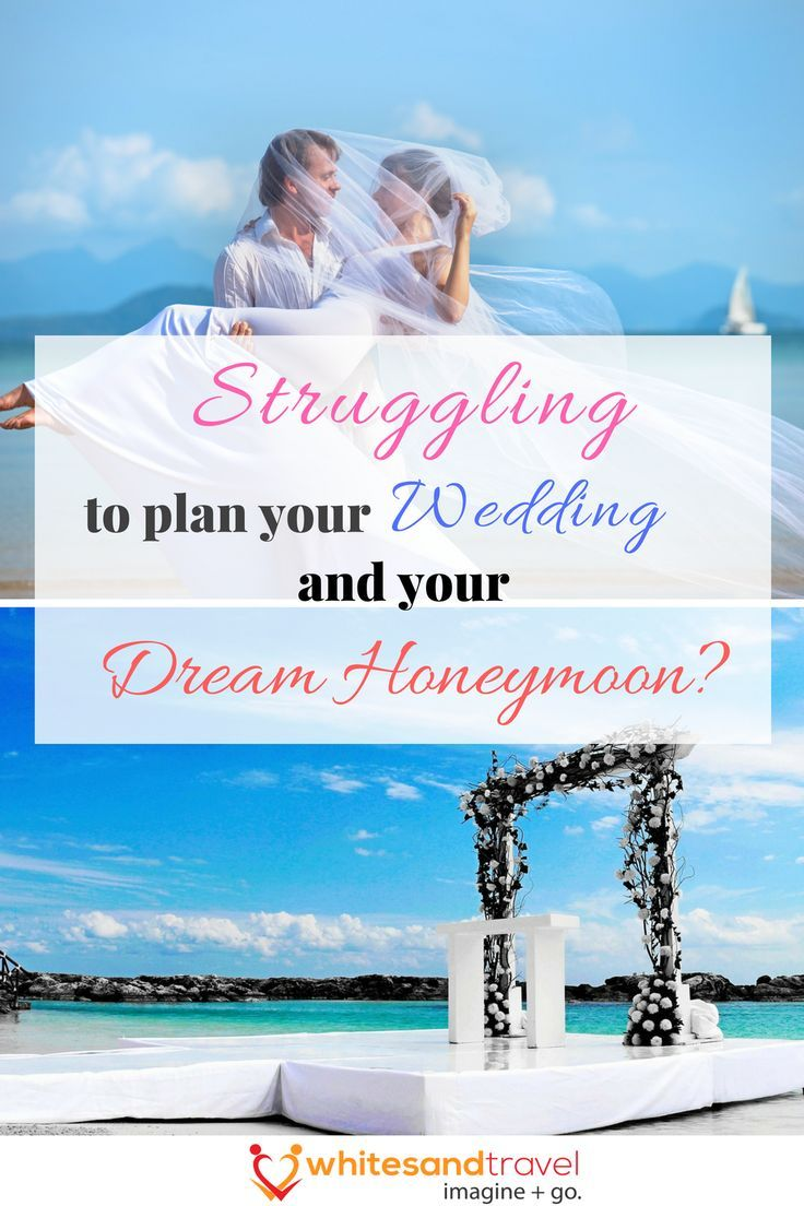 Are you looking to plan a fairy tale wedding and a dreamy honeymoon, but realise that it is probably more work than you can handle. Don't worry, it can be a completely overwhelming process and we are here to help. Click here to learn more. #wedding #honeymoonplanning #honeymoonfund