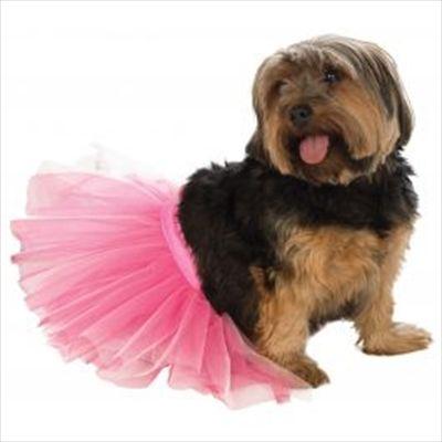 Pink Tutu Dress M-L