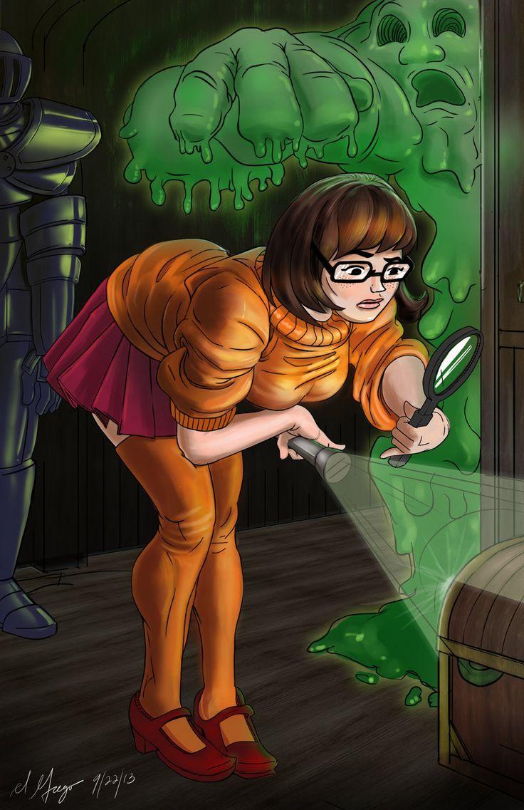 Velma shaggy erotic cartoon