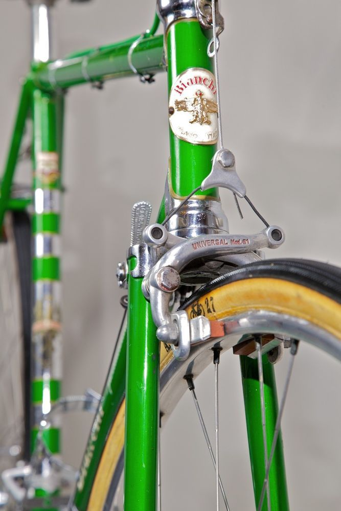 1964 Bianchi Specialissima 700c Vintage Italian Road