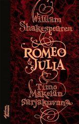 Romeo & Julia / Cartoon set in Helsinki by Timo Mäkelä