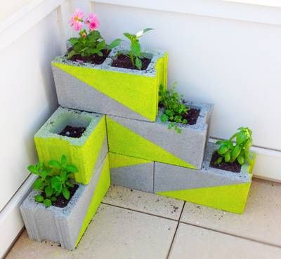 Idee riciclo per le erbe aromatiche nei vostri giardini!
