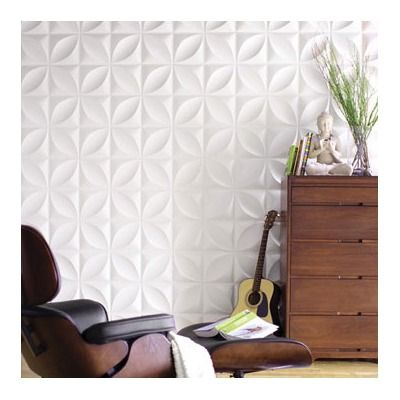 Inhabit Chrysalis Wall Flats - Set of Ten $86 | I would love to have my living room wall full of these.