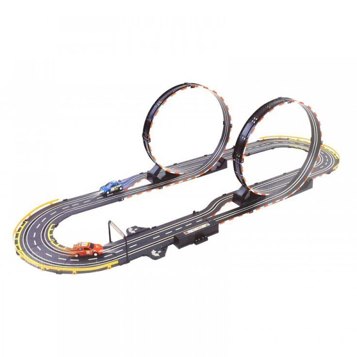 Circuit de courses de voitures - Electrique du grossiste et import