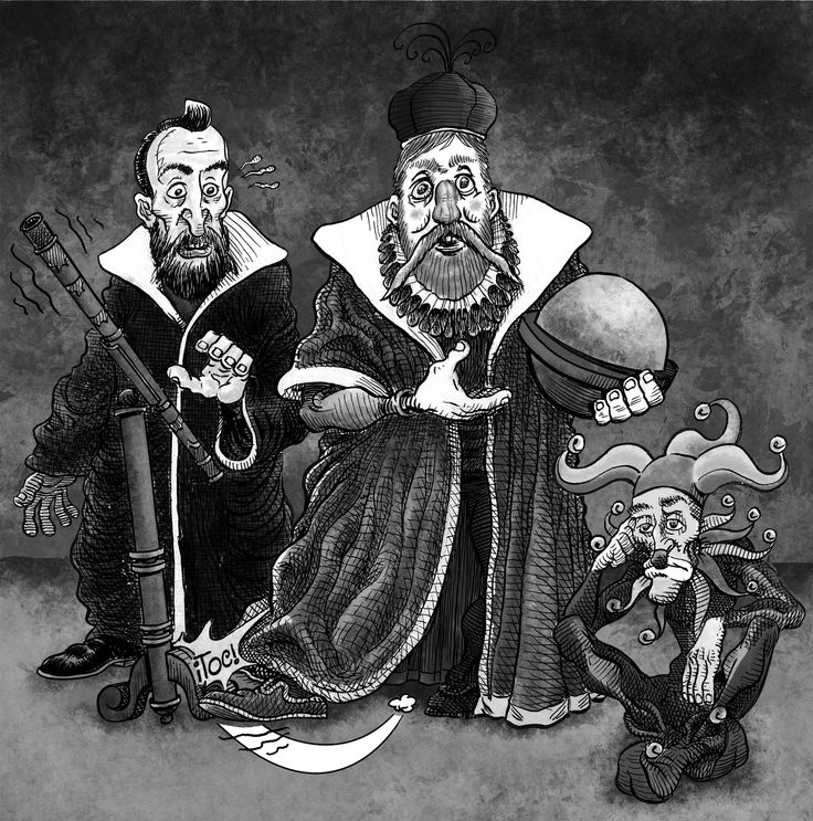 Kepler y Tycho