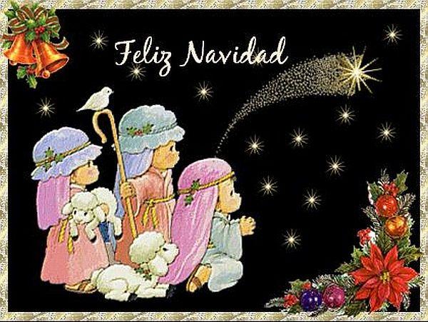 Postales cristianas evang licas buenos deseos - Felicitaciones de navidad cristianas ...